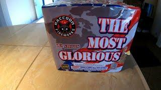 The Most Glorious By Raccoon Fireworks