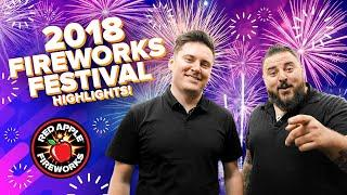 Fireworks Festival Highlights from 2018 Demo at Red Apple
