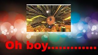 Me + explosive's = nothing good (fireworks mania #1)