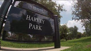 Two women injured by fireworks in Harvey Park asking for help