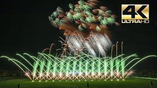 ⁽⁴ᴷ⁾ Pyronale 2018: Heron Fireworks Netherlands  Niederlande - WINNER! GEWINNER! Feuerwerk