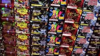 2019 Fireworks Shopping Trip Part 1 Sky King!