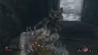 Sekiro™: Shadows Die Twice Многоножка-длиннорукий жираф