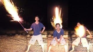 Buy Illegal Fireworks Legally in Pahrump, Nevada