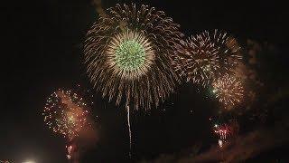 2019 大曲全国花火競技大会「10号早打ち」 Finale OMAGARI Fireworks