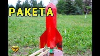 toак сделать водяную ракету / كيفية عمل صاروخ T-Studio يعمل بالماء