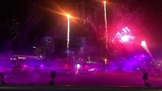 Ekka Fireworks 2019 [4K Whole Show]