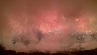"""""""Салют"""" в честь мокшанского победобессия 2020."""