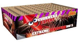 Broekhoff Fireworks - EXTREME ZENSATIONS (DOPPELT) HAMMER!
