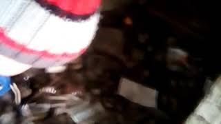 Я взрываю петарды на кочегарке часть 2