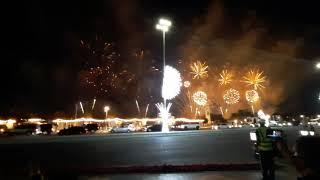 UAE national day Fire works 2020|December 2nd fireworks @corniche|49th national day celebrations||
