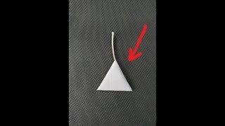 Делаю Самостоятельно Петарду Треугольник