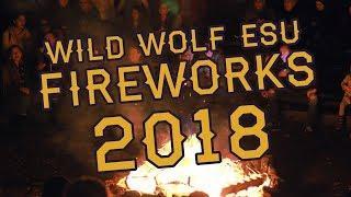 Wild Wolf ESU Fireworks 2018