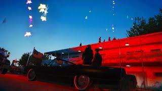BLOWING UP MOTEL WITH FIREWORKS! (COPS MAD) | GTA 5 ROLEPLAY