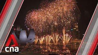 Fireworks to be set off at Singapore River for the first time at NDP 2019