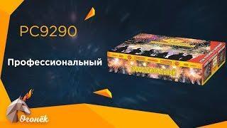 """PC9290 Профессиональный (0,8"""", 1,0"""", 1,2""""х590) пиротехника оптом """"Огонёк"""""""