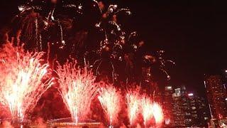NDP 2019 Fireworks Display | Happy 54th Birthday Singapore Celebration + SG50 throwback