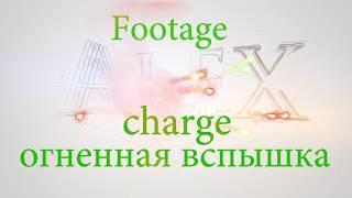 Footage charge explosion HD Футаж взрыв петарды