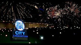 Kyoto, Sydney at New York fireworks display, tampok sa SM City Cabanatuan