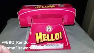 HELLO! - Winda Fireworks