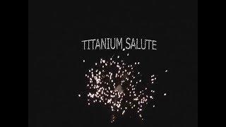 Тестовый шумовой снаряд 20 мм TITANIUM SALUTE