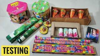 Testing new and unique Fireworks Stash 2020,Crackers fireworks stash testing 2021