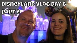 Disneyland Vlog Day 6 Part 2 - Rides, Fireworks and More! - Magical Mondays #110