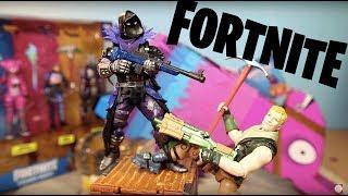 Фортнайт Игрушки Обзор наборов Fortnite