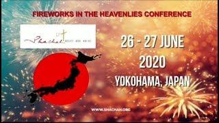 "Video Promocional Conferencia Shachah ""Fireworks in the Heavenlies"" Japón 2020"