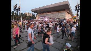 Вечерний концерт на День города Тольятти 2 июня 2019