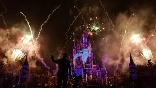 Disney's Happily Ever After Fireworks Spectacular, Disney's Magic Kingdom