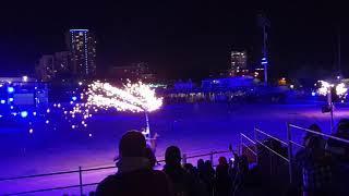 Ekka Nites 2019 Fireworks Display