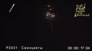 """Римская свеча """"Самоцветы"""" Р2031"""