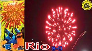"RIO - 3D  3"" COMET 