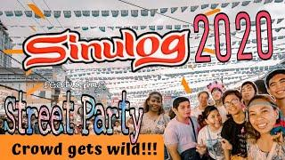 Sinulog 2020 Ft Fireworks and Street Party Experience | Maistrang Laagan