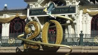 Disney Dreams! 20th Anniversary Fireworks - Disneyland Paris