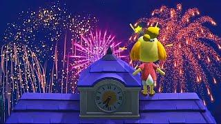 Fireworks Show: Isabelle Goes Wild!