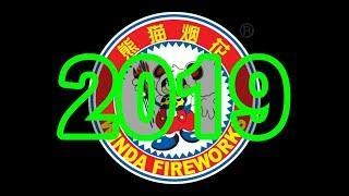 American Fireworks 2019 Demo: Part 5 - Winda Fireworks (500 Gram Cakes)