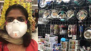 Diwali Indian store shopping with price&haul/ Deepavali fireworks/groceries/FamilyTravelerVLOGS 2020