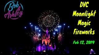 DVC Moonlight Magic Fireworks Blast from the Magic Kingdom 21219