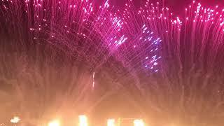 Perth Royal Show Fireworks 2018