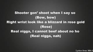 Hoodrich Pablo Juan - Fireworks (Lyrics)