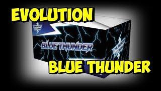 Evolution Fireworks - Blue Thunder