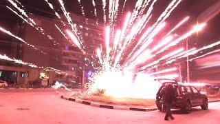 Новогодний Салют 2021 Новороссийск New Year Fireworks 2021