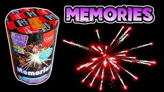MEMORIES BATTERIE | GAOO FIREWORKS