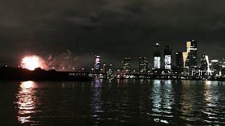 20 Second Korea: Night View Yeouido Fireworks (여의도 불꽃놀이)