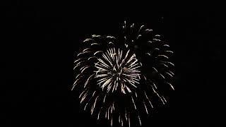 Салют на Новый год в Сыктывкаре 2020