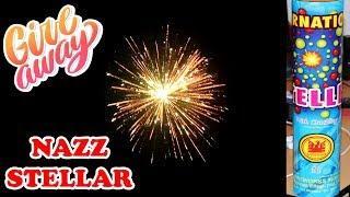 NAZZ STELLAR from Cornation Fireworks - Amazon Giveaway