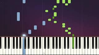 Fireworks Gigi Leung - PIANO Tutorial by Viston