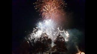 West Midland Safari Park fireworks display 2018